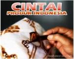 Cintai produk dalam negeri