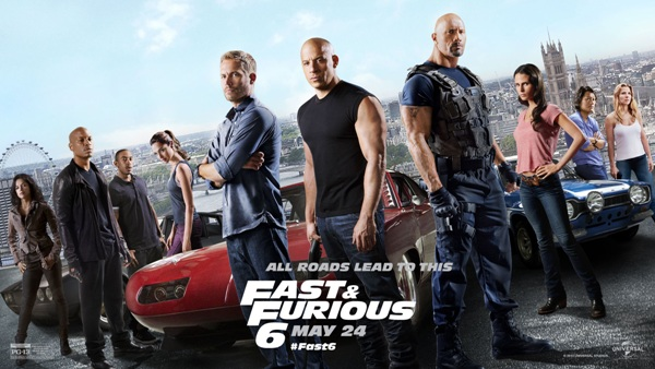 Fast & Farious 6