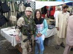 With a soldier in Kabul_Afghanistan