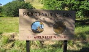 Komodo park
