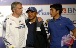 Mouriho and Rahmat Dharmawan