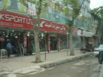 One of the largest stores in Kabul downtown